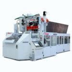 termoformadora automatica brown machine