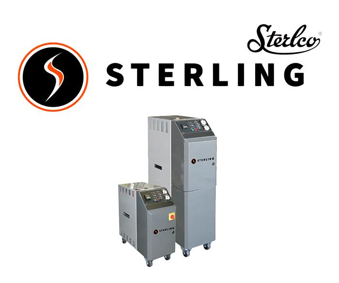 Termorreguladores de Agua y Aceite TCU – Sterling