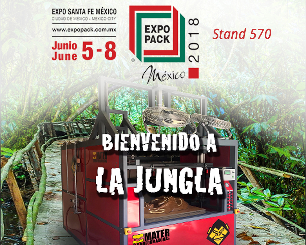 Expopack 2018 / Stand 570