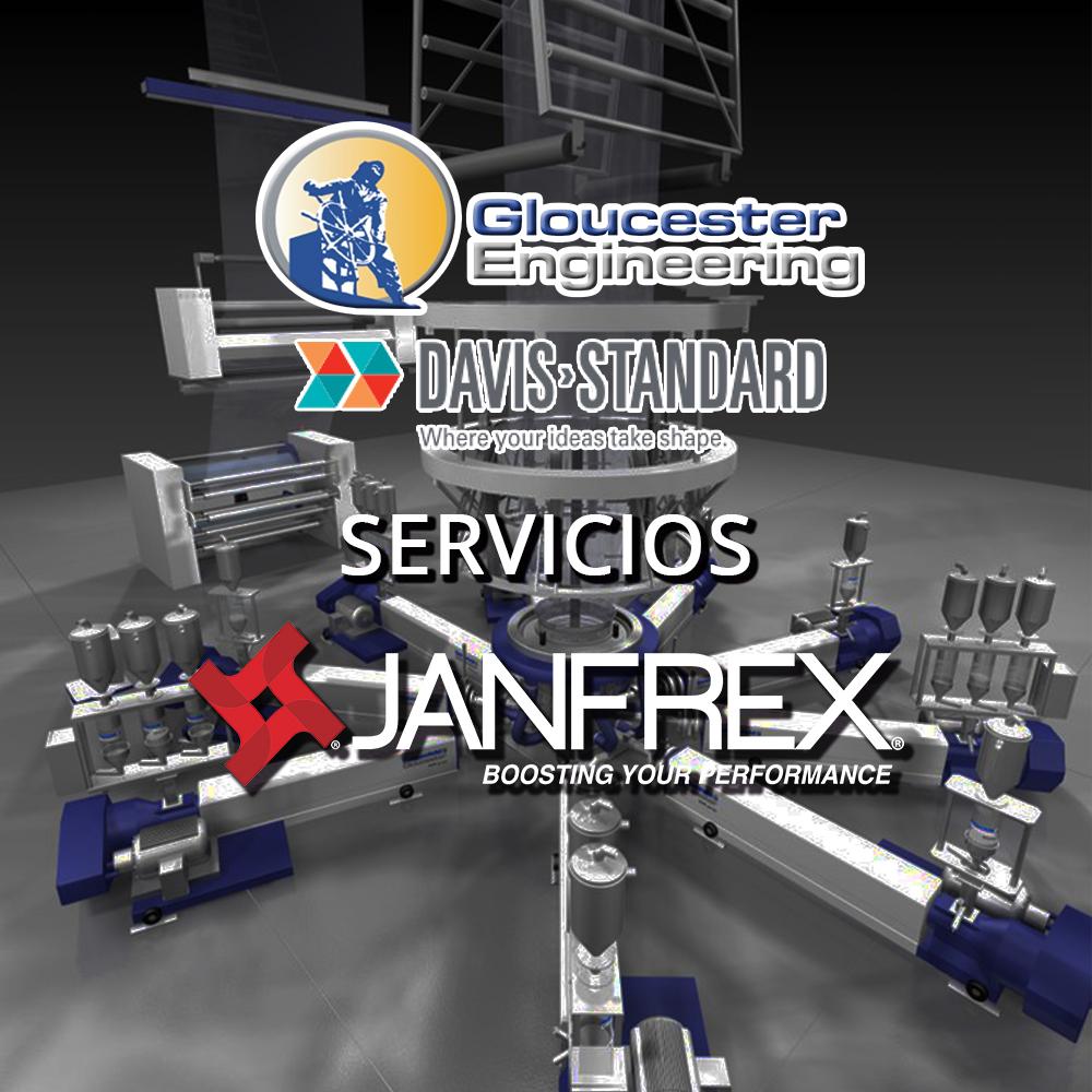 Davis-Standard adquiere a Gloucester Engineering