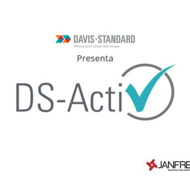 DS Activ-Check, mirando al futuro de tecnología en extrusión