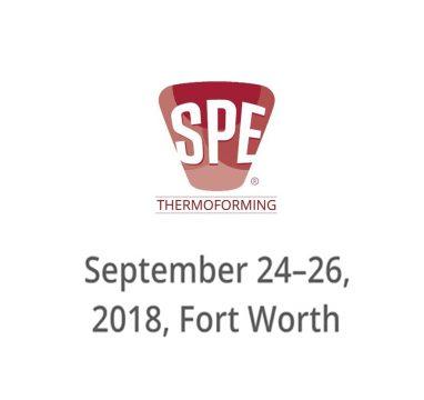 Conferencia SPE 2018 División de Termoformado